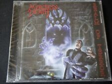 Merciless Death - Realm Of Terror SEALED NEW CD 2008 DEVASTATOR DISMANTLE HEXEN