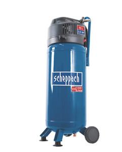 Scheppach HC51V 50ltr Vertical Air Compressor | 2hp - 10bar - 230v