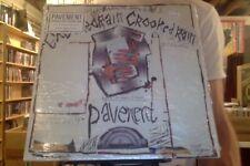 Pavement Crooked Rain, Crooked Rain LP sealed vinyl reissue + mp3 download