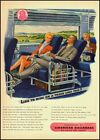 1940's Vintage ad WWII era for Association of American Railroads  (080512)