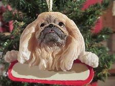 Pekingese Ornament # 61
