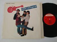 MONKEES LP HEADQUARTERS 1986 RHINO RNLP-70143 MONARCH PRESS