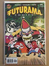 FUTURAMA COMICS #40 ROGERS KAZALEH BONGO VF/NM 1ST PRINTING MATT GROENING 2008