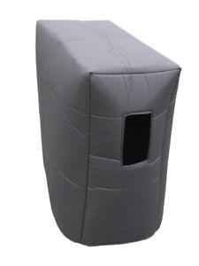 "Bad Cat S412 4x12 Straight Cabinet Cover - 1/2"" Padded, Black, Tuki (badc022p)"