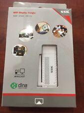 SSK Wi-Fi Display Dongle SSP-Z100 Plus 2.4G/5G