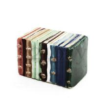 Preiswert Kaufen Puppenhaus Stapel Bücher Miniatur Bibliothek Studien Büro Schreibtisch Schule Puppenstuben & -häuser Spielzeug