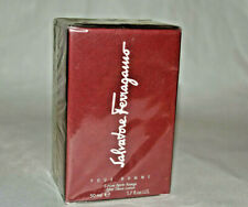 NIB SALVATORE FERRAGAMO After Shave Lotion 1.7 oz 50 ml Sealed