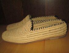 * * * Henry Beguelin Slippers Bast - handmade, Gr.40 * * *