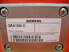 Siemens QRA10M.C Sensor Burner Flame Detector Landis GYR New Nnb