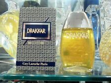 DRAKKAR CLASSIC GUY LAROCHE after shave 50ml splash rare vintage perfume
