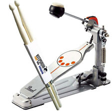 Pearl P-930 Demonator Fußmaschine + 1 Paar KEEPDRUM Drumsticks
