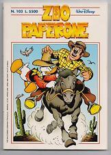 Carl Barks ZIO PAPERONE N. 103 Walt Disney Company Italia 1998
