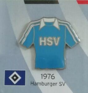 Hamburger SV Pin Fussball Retro Trikot Anstecker DFB Pokal Sieger 1972 badge HSV