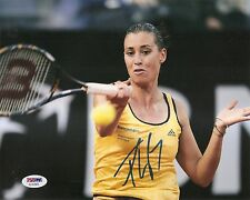 Flavia Pennetta ITALY Tennis Signed Auto 8x10 PHOTO PSA/DNA COA