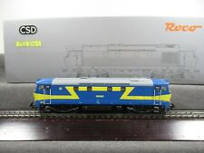 Roco H0 72930 Diesellok BR 752 014-1 der CSD Analog DSS Limited Edition in OVP