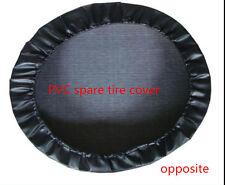 "AU 16""  Black Spare Tire Cover Wheel Tyre Covers for Toyota RAV4 Prado"