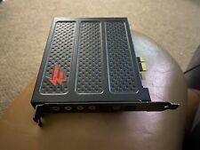 Sound Blaster X-Fi Titanium Fatal1ty Champion Series
