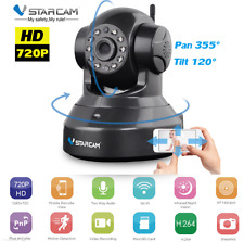 IP Camera Webcam Baby & Pet monitor CCTV Streaming Night Vision WIFI HD IP CAM