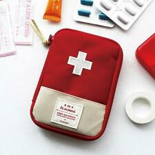 Portable Emergency Survival First Aid Kit Pack Travel Mini Medical 2019 Cas T2E4