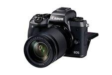 Canon EOS M5 Appareil Photo Hybride Kit objectif Ef-m 1