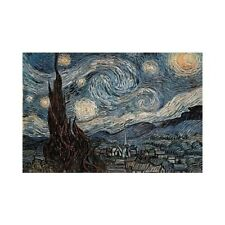 Vincent Van Gogh Starry Night Poster VanGogh Commercial