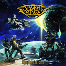 Sacral Rage - Beyond Celestial Echoes [New CD]