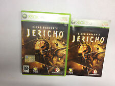 JERICHO  XBOX 360 USATO FUNZIONANTE