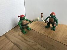 Teenage Mutant Ninja Turtles Mirage Studio Figures Playmates Toys 2004 Weapon