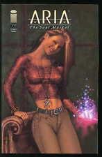 ARIA THE SOUL MARKET #1-6 2001 NEAR MINT
