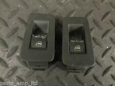 2004 VW TOUAREG 2.5 TDI 5DR DRIVERS & PASSENGER REAR WINDOW SWITCHES