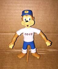 Kelloggs Coco Pops bendy figure Vintage Collectable Monkey