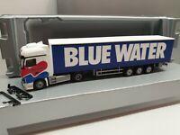 Actros 11  HEISTERKAMP Trucking /<<<  BLUE WATER SHIPPING DANMARK >>>-Tautliner
