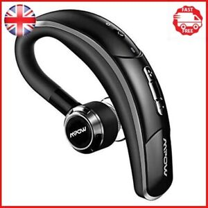 Mpow Bluetooth Headset [Business Style] Wireless Headset Bluetooth Earpiece with