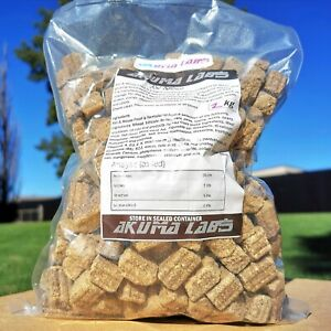 Rat & Mouse Food Pellets 1kg 2kg & 4kg Akumalabs