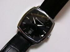 Kemmner Tonneau - black sunburst dial - limited edition