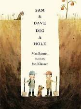 Sam and Dave Dig a Hole-ExLibrary