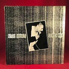 HENRY NORMAL Ostrich Man 1987 UK vinyl LP EXCELLENT CONDITION Live