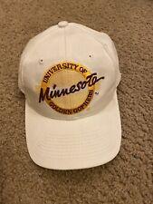 University Of Minnesota Golden Gophers Cap