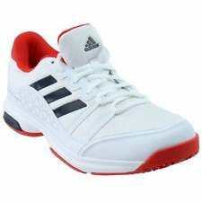 adidas Barricade court OC  Casual Tennis Court Shoes White Mens - Size 8.5 D