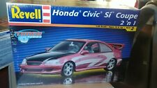 Revell Honda Civic Si Coupe 2 in 1 Model Kit Factory Sealed