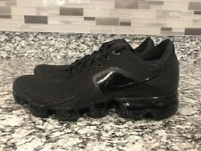 Women's Nike Air Max Vapormax Sz 6 CS TRIPLE BLACK ALL BLACKOUT AH9045-002
