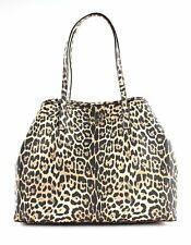 GUESS shoulder bag Vikky Large Tote Leopard