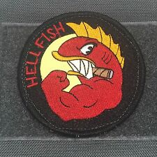 Tactical Outfitters - The Flying Hellfish Morale Patch - Simpsons