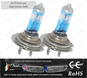 H7 55W 12V Xenon Gas Halogen Main Dipped High Beam Fog Light Bulbs For Audi BMW