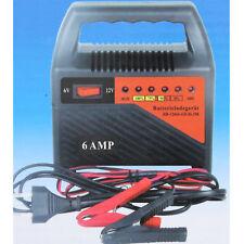 Batterieladegerät 6+12V Überlastungsschutz Autobatterieladegerät Ladegerät