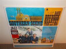 * Dave Brubeck Quartet Trio Duo . Southern Scene . 180 Gr. New Sealed . Jazz .LP