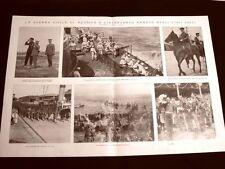 Guerra civile in Messico nel 1914 Intervento USA + Teatro Fiesole Aminta Tasso
