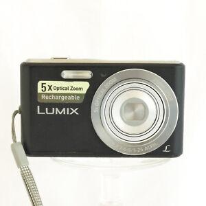 PANASONIC LUMIX DMC F5 DIGITAL CAMERA HE3DB015337                           #ET#
