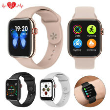Men Women Bluetooth Smart Watch Heart Rate Sport for iPhone Samsung S20 S10 S9 +