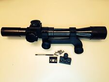 No. 32 sniper scope combo for British Lee Enfield No4 mk1T L42 all steel repro